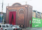 Paddy Power Erects Giant Drive-Thru Confession Box to Prepare Ireland for Pope Visit