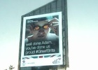 DFS Celebrates Adam Peaty's Gold Medal with Digital OOH Message