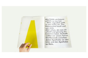 The Moving Parliament: Design Takes a Stand for Democracy in This German Political Campaign