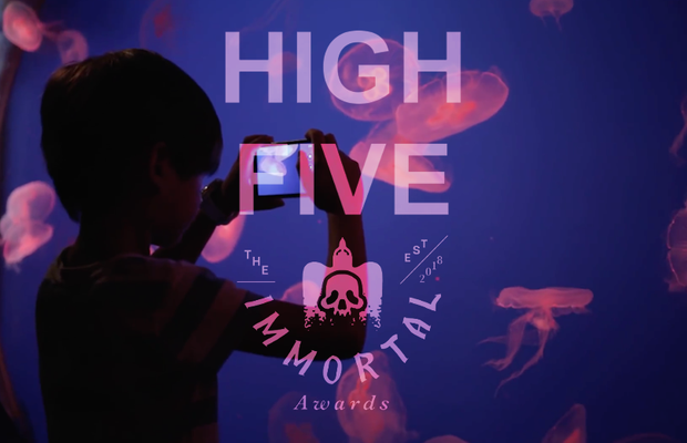 Immortal High Five: Valerie Madon