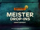 Jägermeister #SAVETHENIGHT with Meister Drop-ins