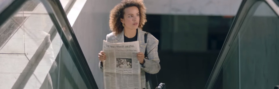 Impatience is a Vitrue in This Wall Street Journal Campaign by The&Partnership