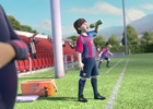 Gatorade Tells Messi's Story from Birth in Animated Blockbuster
