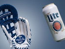 Miller Lite Creates the First-Ever Baseball Glove for Catching Beers