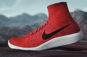Nike Go Intergalactic for LunarEpic Campaign Launch