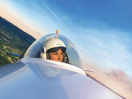 Aerobatics Champion Mélanie Astles Takes to the Skies in Epic CooperVision Campaign
