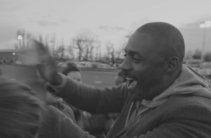 Idris Elba Helps Dreams Come True in Emotional Purdey's Film