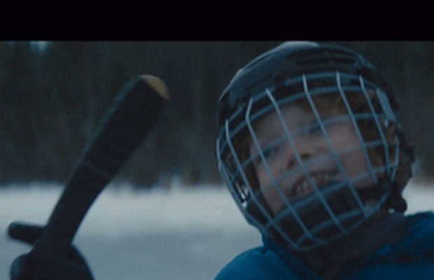 Canadian Tire's Touching Olympic Campaign 'We All Play for Canada' Stars NHL Legend Wayne Gretzky