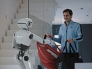 Director Russel Bates Serves Up with Roger Federer and an Unruly Robot