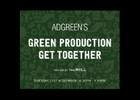 AdGreen Green Production Get Together Tonight in London