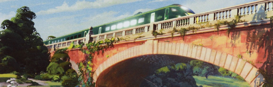 The Famous Five Star in New Campaign for Great Western Railway