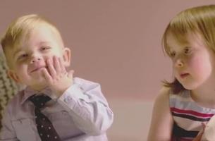 The Mob's Sarah O'Gorman Directs Adorable Little Rascals for Asda