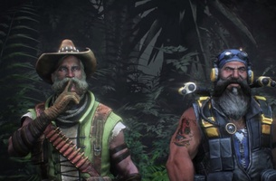 Team One & 2K Launch Cinematic 'Evolve' Trailer