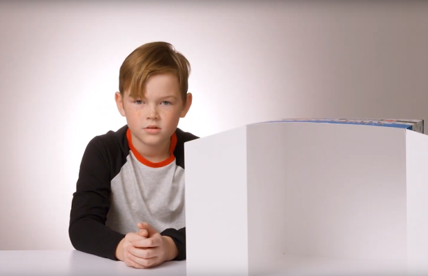 Toys For Tots Canada Creates an Empty Unboxing Video to Drive Donations