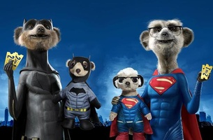 Meerkats Suit Up for a Heroic Journey in New Comparethemarket.com Spot