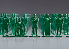 Help for Heroes Honours Wounded UK Veterans with Miniature Installation