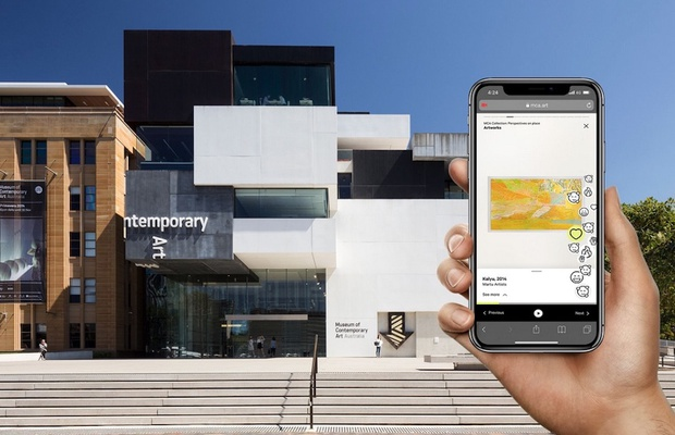 The Museum of Contemporary Art Australia Asks Visitors to Share Their Feelings About Contemporary Art