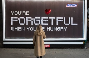 Snickers is Aiding Forgetful Commuters This Valentine's Day