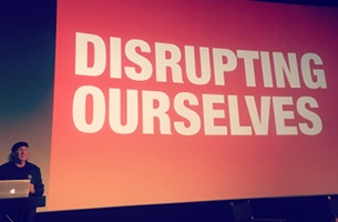 Bob Greenberg: We Create Our Own Disruption