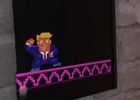 How This Firstborn Employee Is Using Donkey Kong to Take Aim at Trump