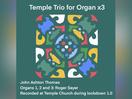 Manners McDade's John Ashton Thomas Releases Temple Trio