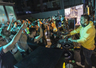 Top DJ's Mix Back to Back to Make History at UK's First Hybrid 5G Powered Club Night from EE