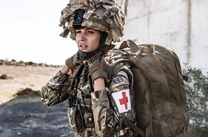 Jeff Wayne Music's Carmen Montanz-Callan Works On 'Our Girl' For BBC