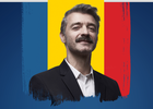 ROM Chocolate's Fictitious Presidential Candidate Encourages Romanians to Vote