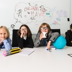 Kids Take Over LEGO Offices for UNICEF