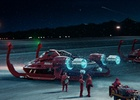 Super Sleighs Ensure Gifts Arrive on Time in This Argos Christmas Ad
