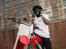 Dirt Bikers Ride Through Philadelphia in Snipes Spot Featuring Meek Mill