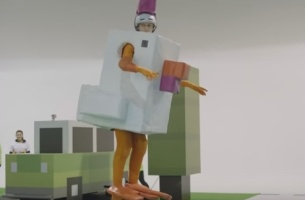 YouTube Stars Play Real-life 'Crossy Road' Game in Latest KitKat Film