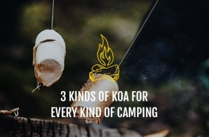 LRXD Explores the Great Outdoors with New Kampgrounds of America Campaign