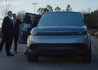 Land Rover Creates Futuristic Range Rover Sport for Hulu's Original Drama Series 'The First'