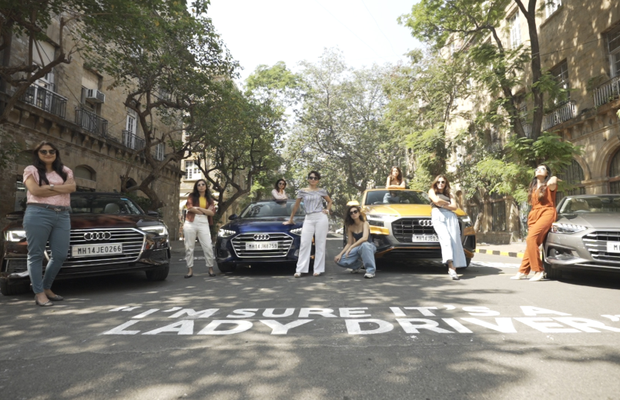 Audi India Encourages Women to Drive Over Stereotypes for IWD 2021