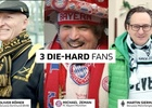 Bundesliga's New Spot Reveals the True Colours of Three Die-Hard German Footy Fans