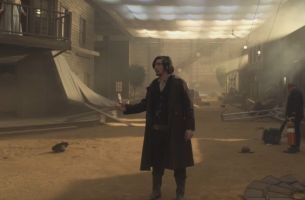 Adam Driver Screws Up SNICKERS' Live Super Bowl Ad in the Best Way