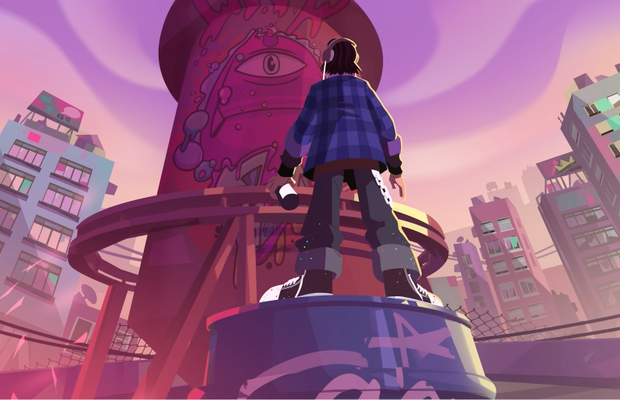Le Cube and Final Frontier Creates Animated Coming of Age Story for Ciclope