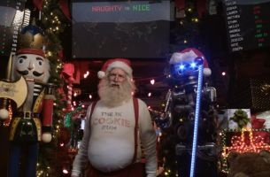 Santa Gets Secure This Christmas in Followup to Norton's Viral Hit