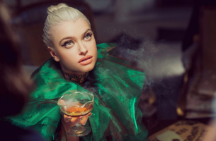 Alice Chater Joins a Modern-Day Witches Coven with Provocative