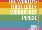 TBWA\London Launches The World's First Gay Pencil to Help Us All #WorkWithPride