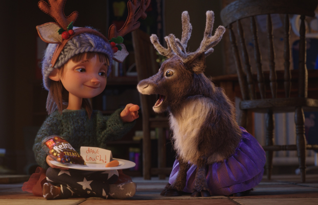 McDonald's 'Archie the Reindeer' Could be the Cutest Christmas Ad This Year
