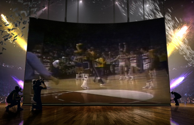 Juniper Jones for ESPN's NBA Finals | LBBOnline