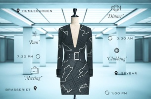 Ivyrevel and Google Introduce the Future of Fashion with Coded Couture