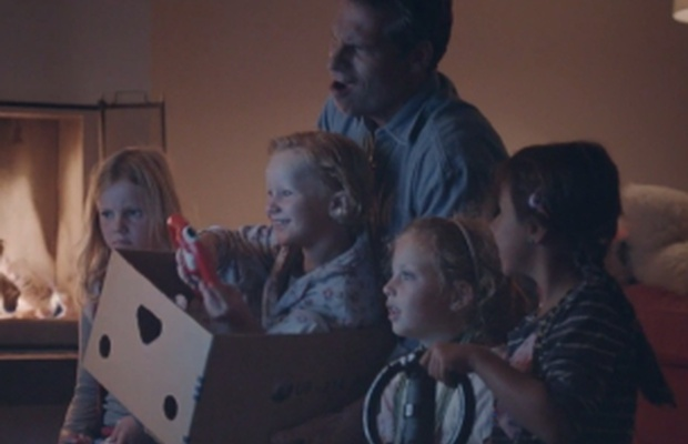 Director Wouter Stoter Shoots Playtime at Home for IKEA Ad