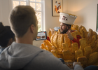 The Bloomin' Onion Man Brings Outback Steakhouse to Your Door