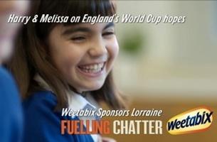 Weetabix Unveils £2m 12 Month Lorraine Sponsorship