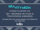 Gravity Media Sponsors 2021 Women in Film and Television UK Awards