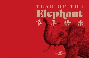 Grey London is Celebrating The Year of the Elephant This Chinese New Year