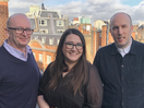 m/SIX Expands Strategy Team with Three Senior Hires